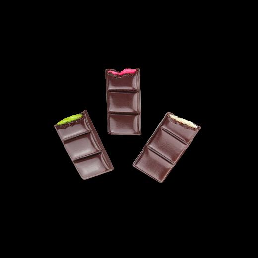"""Piespraude(broša)   """"Šokolāde"""""""